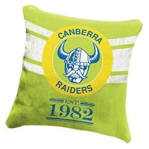 Canberra Raiders NRL Heritage Cushion