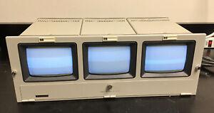 Panasonic Video Monitors Model WV-5203B BROADCAST MONITORS