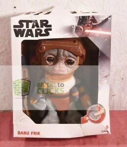 "Mattel Star Wars Plush Babu Frik 9"" Figure #2"