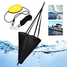 135cm Fishing Sea Anchor Brake -Drifting Drogue For 26-30ft Boat/Yacht/Kayak Us