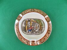 """Adams """" The Pickwick Papers"""" Ashtray"""