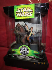 Star Wars 25th Yr Collection HANS SOLO & CHEWBACCA