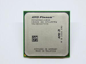 AMD Phenom X4 9600 - HD9600WCJ4BGD - Socket AM2/AM2+