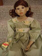 "Elite Dolls ""Beth"" By Christine Orange, 33"" Inches Tall"