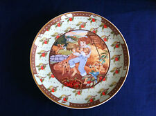 """Villeroy & Boch/Heinrich Once Upon A Rhyme """"Tom ,Tom The Pipers Son"""" plate"""