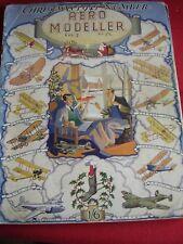 RARE VINTAGE  AEROMODELLER DECEMBER CHRISTMAS 1941 COL BOWDEN FAIREY ALBACORE