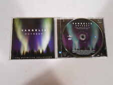 VANGELIS-ODYSSEY-DEFINITIVE COLLECTION-18 TRACK CD- includes 2 BONUS TRACKS-2003