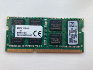 Kingston KCP3L16SD8/8 8GB Memory Module