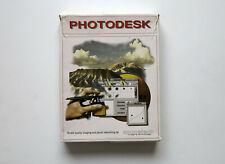 """""""Photodesk"""" - Bildbearbeitung für den Acorn Archimedes und RiscPC"""