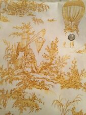 """NEW A. L. Diament & Co. """"Balloon de Neumours"""" Toile - 6.5yds L x 48""""W"""