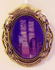 Gold Plated World Trade Ceneter and Twin Towers Ornament