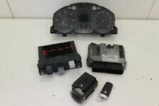 VW Passat 3C 1.9 TDI Motorsteuergerät Set 03G906021RQ BLS