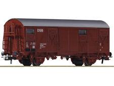 Roco 76896 gedeckter Güterwagen Gs DSB H0
