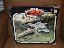 Star Wars The Empire Strikes Back X-Wing Fighter in Box