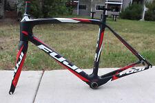 Fuji Gran Fondo 2.0LE Full Carbon Road Bike Frame and Fork 53cm Comfort Race