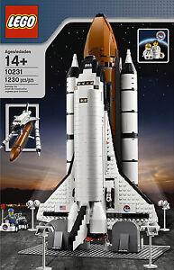 LEGO 10231 Creator Shuttle Expedition