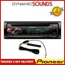 Pioneer DEH-S720DAB Car Stereo Bluetooth CD DAB Radio Spotify Android + AERIAL