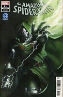 Amazing Spider-Man Vol 5 #11 Variant Gabriele Dell Otto Fantastic Four Villains