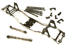 C27150GUN Ladder Frame Chassis Kit w/Hop-up Combo for SCX-10, Honcho & Jeep