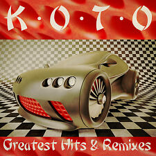 Italo CD Koto Greatest Hits and Remixes von Koto  2CDs