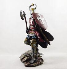 GERMAN Cavalieri Templari Crociato Cavaliere Medievale Figura 17 cm ad alta Figurina Statua