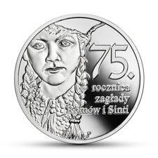 75 Rocznica Zagłady Romów i Synti-10 złotych-2019r