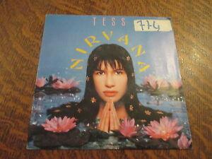 RARE 45 tours tess nirvana
