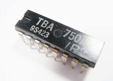 TBA750 Limiter / Amplifier TV / RF - IF 4.5 / 5.5 / 10.7 Mhz  SCHALTKREIS #CC12