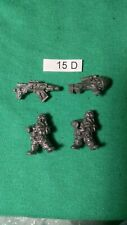 Lot 15D Squat Gunners Heavy Bolter & Conversion Beamer Rogue Trader Metal OOP