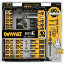 DeWalt 40PCS Impact Ready Bit Set With Case DWA2T40IR