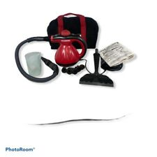 Scunci Steamer Ss1000 Handheld Steam Cleaner with Accessories and Bag