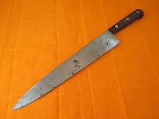 Leonard Carbon Steel 12 inch Chef Knife - G-468