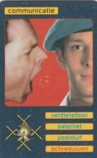 Telefoonkaart Phonecard KPN Telecom SFOR kwartet - Communicatie / Schreeuwen