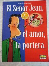 Cimoc Extra Color num.174,El Señor Jean,El Amor....Dupuy/Berberian,Norma 2008