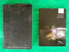 2005 05 Jaguar Touch Screen Manual  OwnersManual  Near New H20C