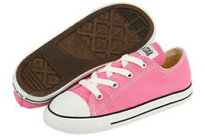 Converse Chuck Taylor All Star Ox Pink Wht Infant Toddler Girl Shoes Size 2-10