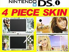 NDSi nintendo DSi original - HANNAH MONTANA MOVIE - 4 Piece Sticker Skin vinyl