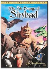 The 7th Voyage of Sinbad (50th Anniversary Edition) (1958), Like New DVD, Kerwi