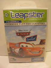 Leap Frog Leapster Learning Game Disney Pixar Cars         **New**