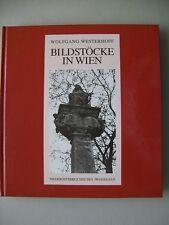 Bildstöcke in Wien 1993 Dreifaltigkeitssäulen Christusfiguren Heiligensäulen ...
