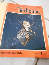 11 x Der kleine Tierfreund Hefte von 1976