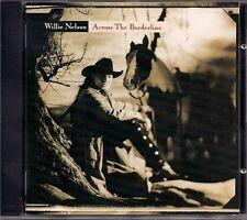 Willie Nelson - Across the borderline - CD - Top Zustand wie neu -