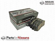 GENUINE NISSAN INFINITI Rear Brake Pad Kit JX35 QX60 PATHFINDER QUEST NEW OEM