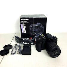 Panasonic LUMIX G85 16.0MP Digital Camera - Black (Kit w / 12-60mm Lens) Used