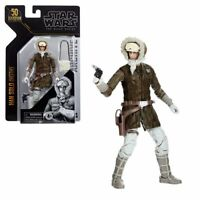 """Star Wars The Black Series Archive Han Solo Hoth 6"""" Inch Action Figure"""