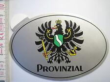 Adesivo sticker Regionalratsmitglieder assicurazioni STEMMA LOGO (1340)