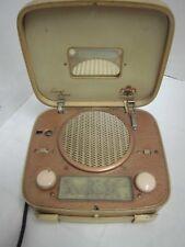Années 50 Années Luxor Radio Suède Radio Portable Radio Transistor Vintage 50s