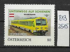 """Österreich PM personalisierte Marke Eisenbahn """"Raaberbahn"""" 8132515 **"""
