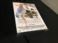 Mme Henderson DVD Judi Dench Bob Hoskins KELLY Reilly Scellé Neuf