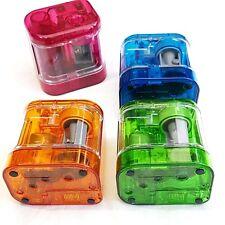 Jakar Mini Elettrico a Batteria Temperamatite Foro Singolo Colore Casuale